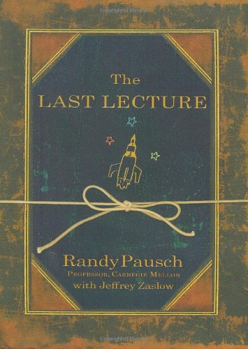 The Last Lecture cover photo